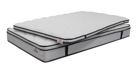 組み合わせで寝心地をカスタマイズできるリバーブルEマットレスセット
